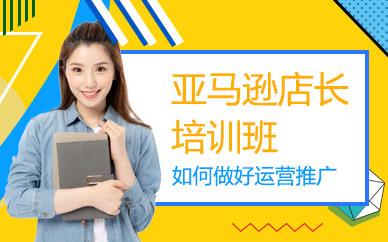 深圳亚马逊店长培训班
