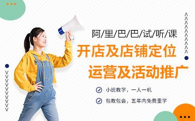 广州阿里巴巴电商培训班