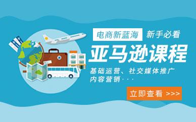 深圳亚马逊基础培训课程