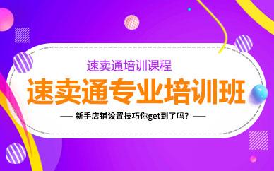 广州速卖通专业培训班