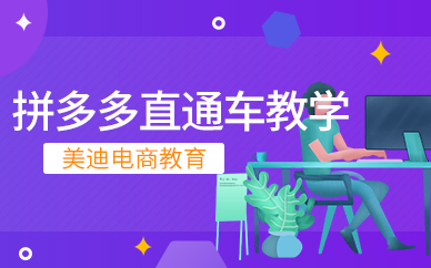 深圳拼多多直通车教学培训