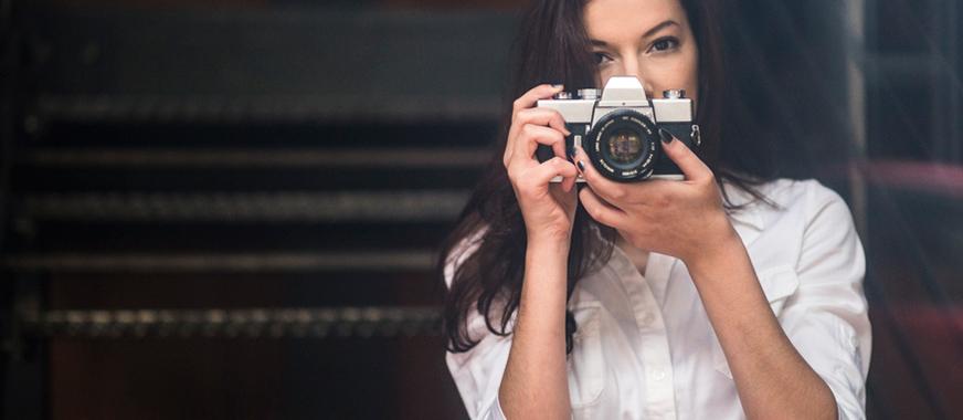 学摄影的最佳年龄是多少岁? - 美迪教育
