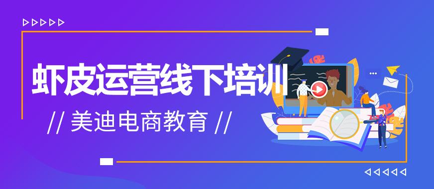 广州虾皮运营线下培训机构 - 美迪教育