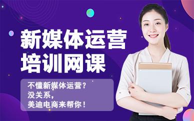 广州新媒体运营培训网课