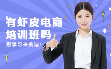 深圳有虾皮跨境电商培训班吗
